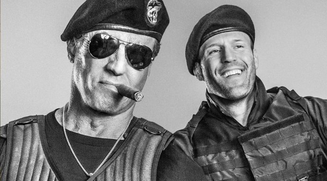 Stallone Confirms Expendables Spin-Off Movie!