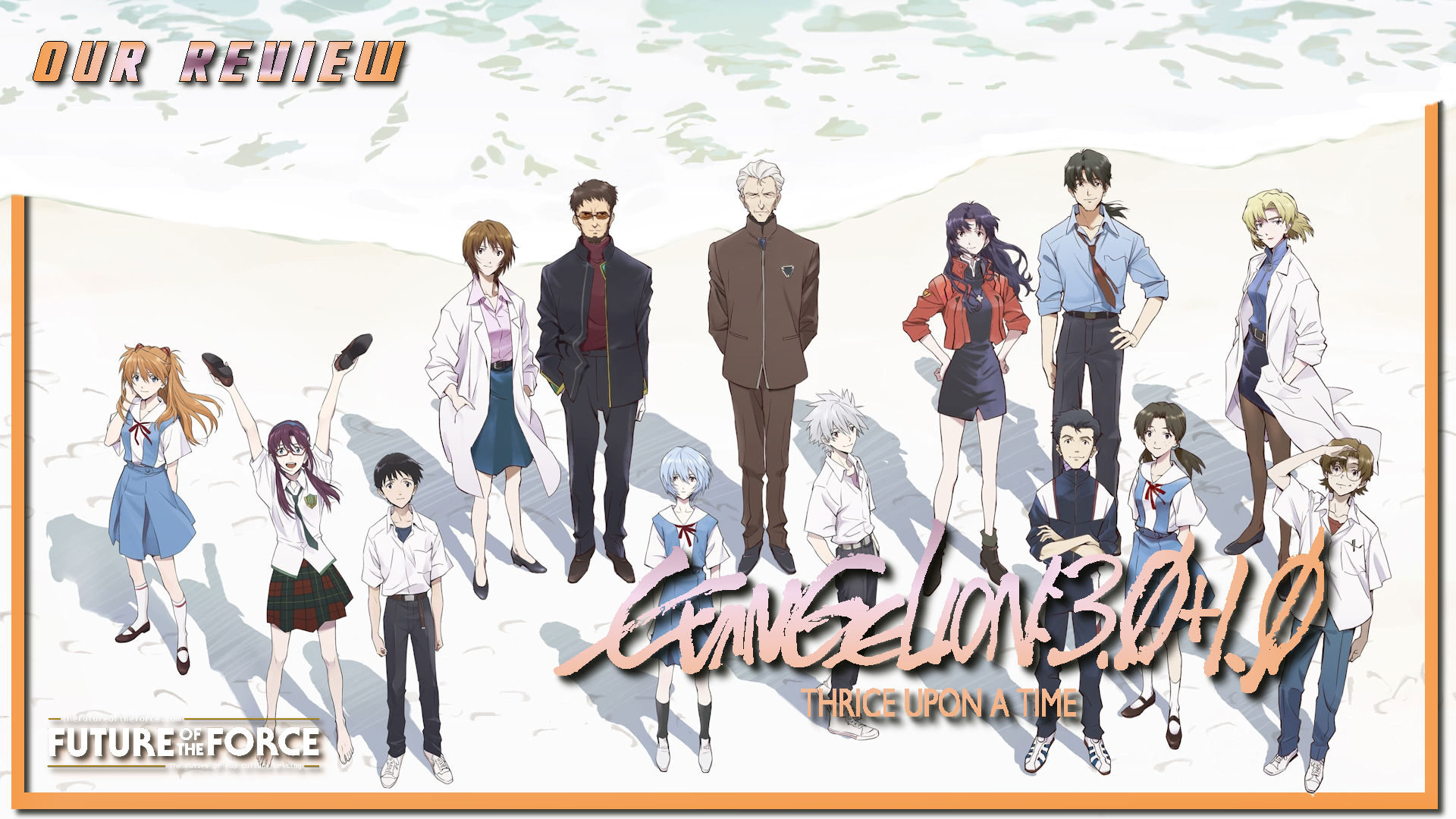 Evangelion 3.0+1.0 Thrice Upon Time Review