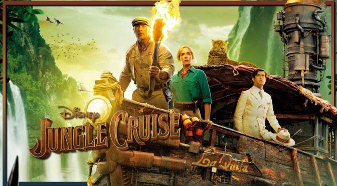 'Jungle Cruise' Feels Like a Great 90s' Disney Movie!