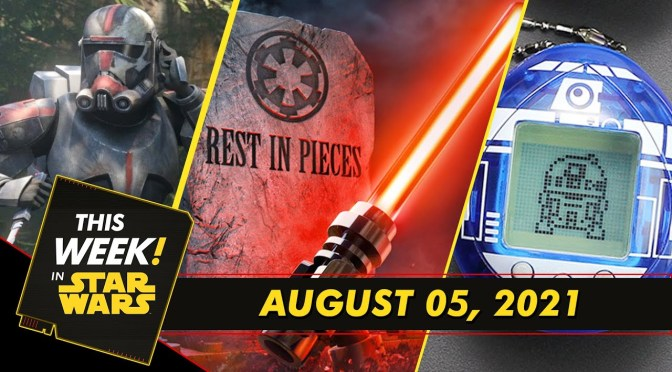 This Week In Star Wars | LEGO Star Wars Terrifying Tales, Tamagotchi R2-D2 Revealed, and More!