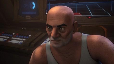 Star Wars Rebels Gregor