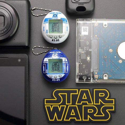 R2-D2 Star Wars Tamagotchi Droid Buddy