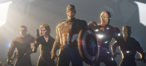 What If...? The Avengers