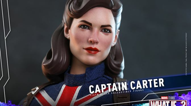 First Look | Hot Toys Captain Carter (What If…?)