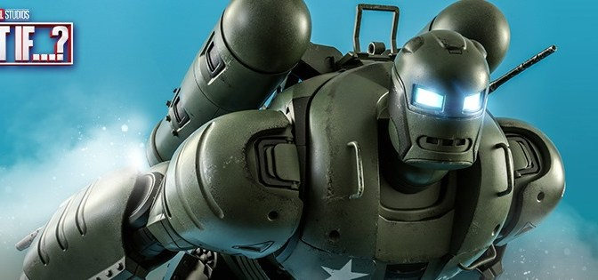 First Look | Hot Toys Hydra Stomper & Steve Rogers (What If…?)