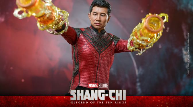 Hot Toys Unveils New Accessories For Shang-Chi!