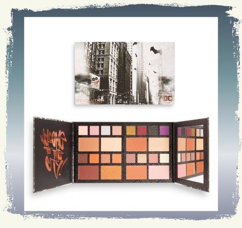DC™ X Makeup Revolution Large Eyeshadow Palette