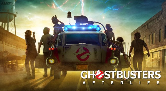 New Posters For Ghostbusters: Afterlife Released!