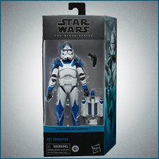 Hasbro Star Wars The Black Series Gaming Greats Jet Trooper 6 Inch Action Figure