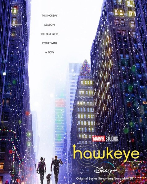 Hawkeye First Poster
