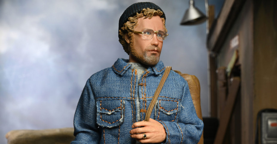 First Look | Neca Matt Hooper (Amity Arrival) From Jaws Clothed Figure.