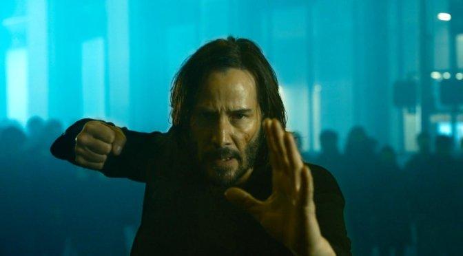 First Look | The Matrix Resurrections Trailer