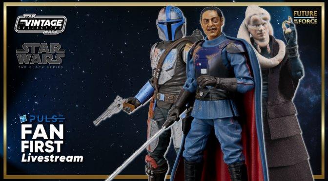 Hasbro Star Wars Fan First Wednesday Reveals!
