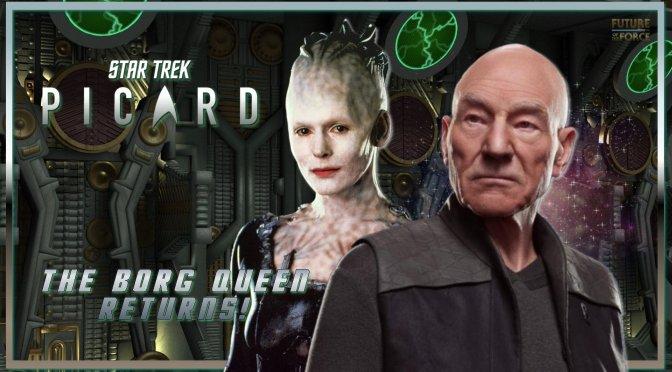 Resistance Is Futile | The Borg Queen Returns For Star Trek: Picard Season 2