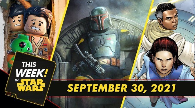 This Week In Star Wars | Book of Boba Fett News, High Republic Spoilers, a Visit From James Hong, and More!