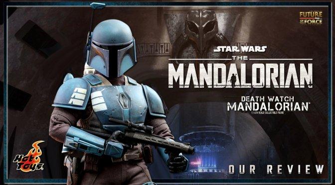 Hot Toys Review | Death Watch Mandalorian (Star Wars: The Mandalorian)