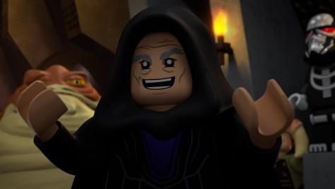 LEGO Star WarsTerrifying Tales