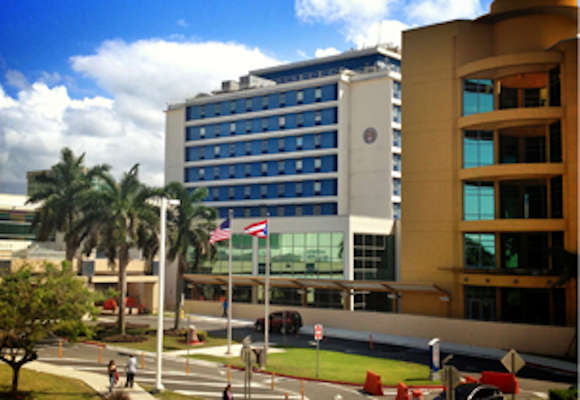 a rendering of a building in the US VA Caribbean