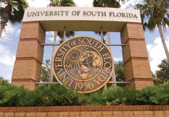University of South Florida seal. USF is home to the University of South Florida dietetic internship
