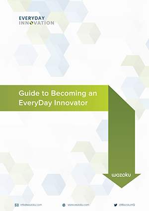 Guide to Becoming an EveryDay Innovator