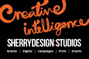 Sherry Design Advert