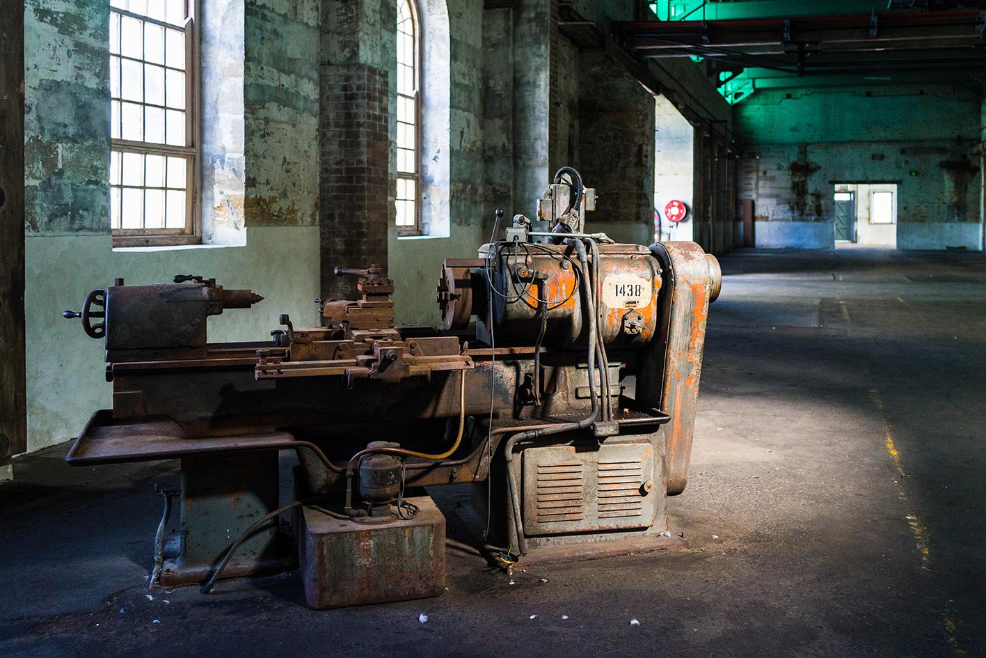 The Automation Apocalypse