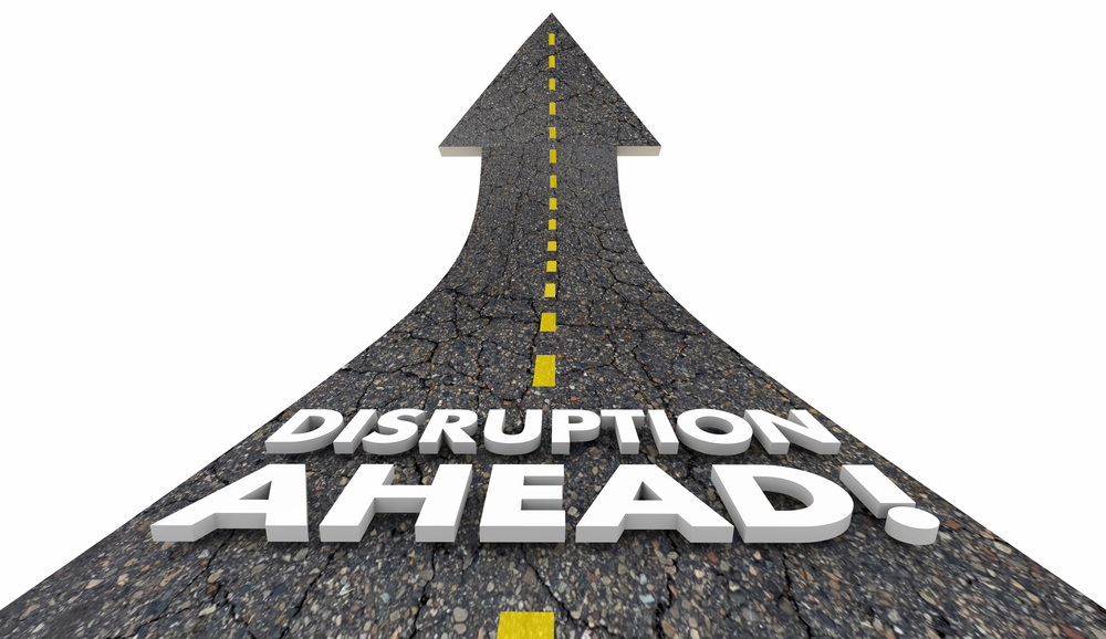 How to reduce the risk of disruption (destruction)
