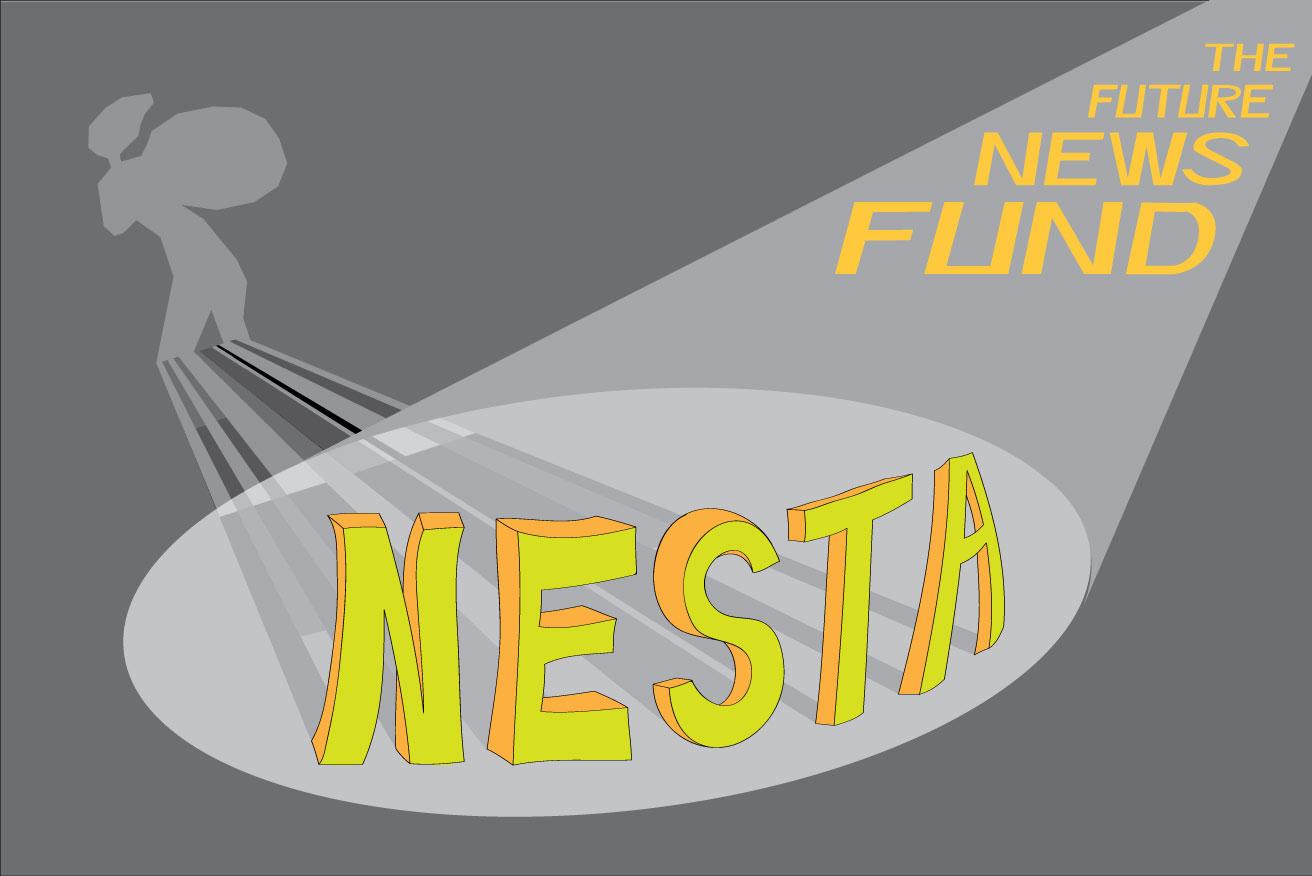 Breaking the news. Nesta's great innovation robbery