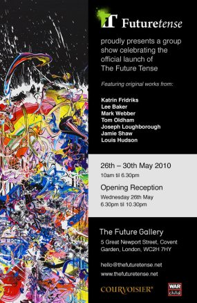 The Future Tense Launch