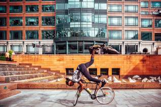 Broadgate Cycle Design Day