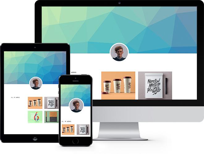 Singular | Бесплатный HTML5 шаблон сайта персонального портфолио построенный на Bootstrap