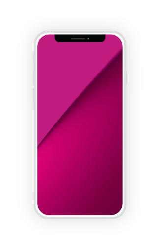 Бесплатный флэт мокап iPhone X для Adobe Illustrator