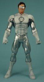 White Lantern Hal Jordan is ready to take on the Blackest Night!