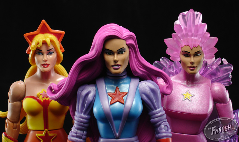 Princess of Power Classics Club Eternia Star Sisters Action Figure 3-Pack