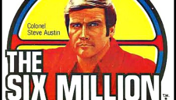 """Kenner SIX MILLION DOLLAR MAN  Box for 13/"""" Action Figure 1ST ISSUE ENGINE BLOCK"""