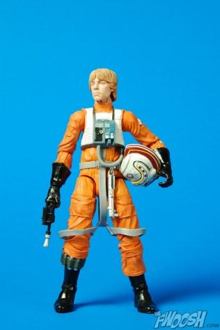 Black Series Luke Skywalker in X-Wing Gear