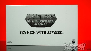 Sky High and Jet Sled |