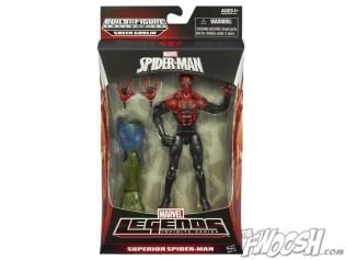 Superior Spider-Man boxed