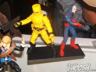Toy Biz AIM and Hellfire Club Guard