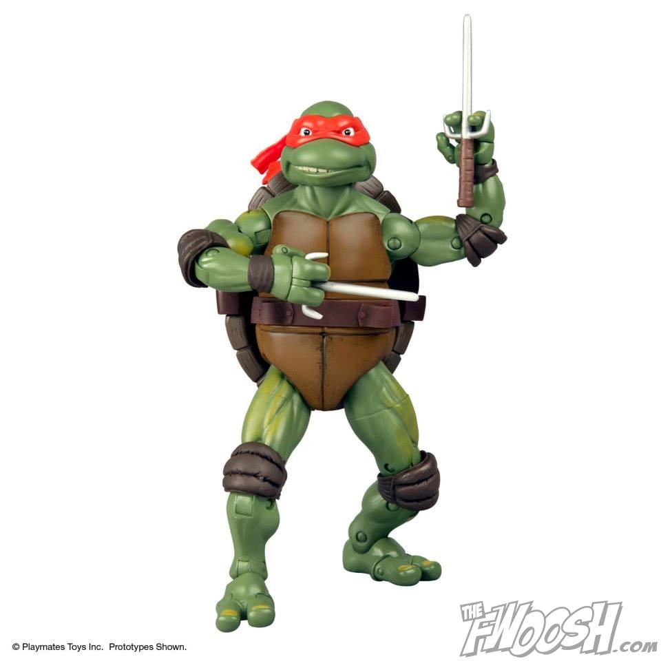 Toy Fair 2014 Playmates Announces Tmnt Classics 1990 Movie Figures