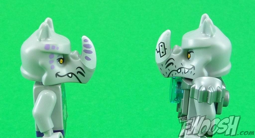 NEW SEALED Lego ® Legends of Pat 70131 Rogon/'s Rock Flinger NEW!!