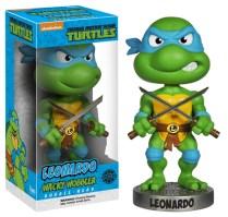 Funko Teenage Mutant Ninja Turtles Wacky Wobblers Leonardo