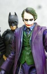 Medicom MAFEX The Dark Knight Joker Batman 1