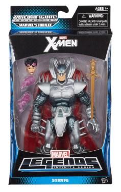 X-Men Legends Tru Exclusive Stryfe Package