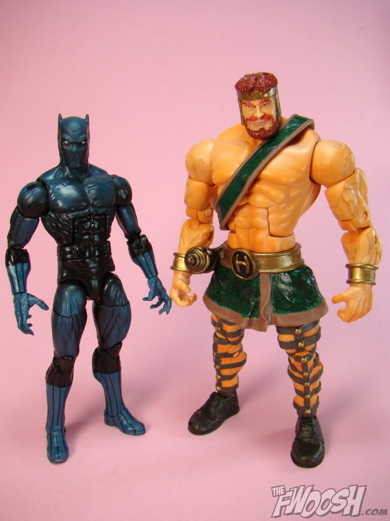 Toys For Hercules : Marvel legends hercules reviewed the fwoosh