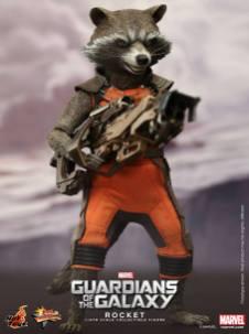 Hot Toys Guardians of the Galaxy Rocket Raccoon 2