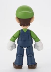 Bandai S.H. Figuarts Luigi Big 3