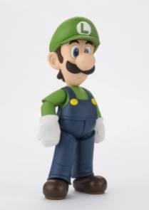 Bandai S.H. Figuarts Luigi Big 4