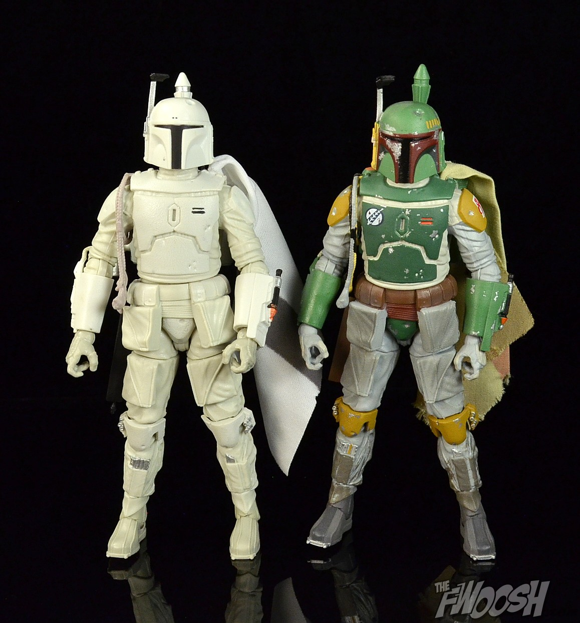 action figure Neuf Scellé Star Wars Black Series Boba Fett Prototype Armor 6 in environ 15.24 cm