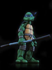 CUSTOM NECA Donatello TMNT Ninja Turtles Comic Style
